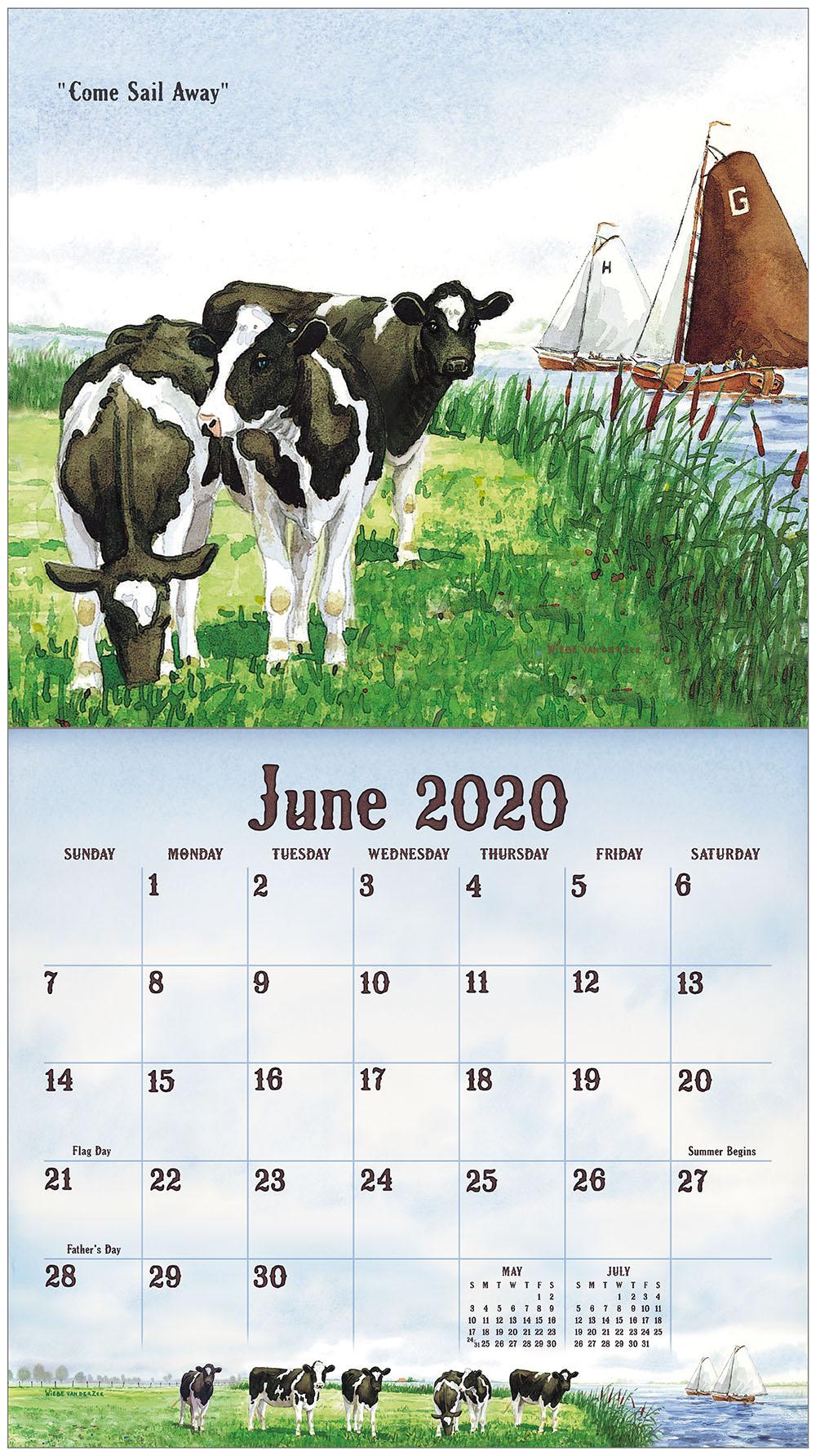 Koeienkalender 2020